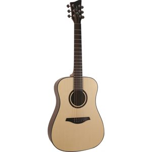 JAY TURSER JTA53-N 3/4 ACOUSTIC GUITAR, NATURAL