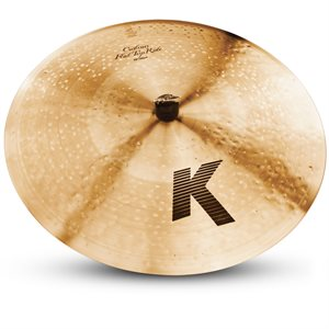 ZILDJIAN K CUSTOM FLAT TOP RIDE 20 K0882