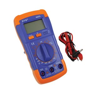 ALLPARTS LT-4233 DIGITAL VOLT OHM MULTIMETER