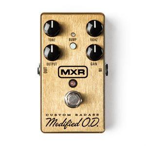 MXR M77 BADASS MODIFIED OVERDRIVE