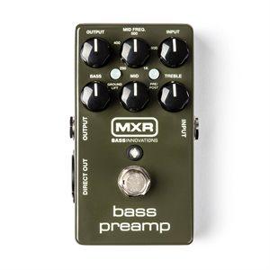 MXR M81 PREAMP