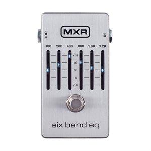 MXR M109S 6 BAND EQ