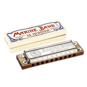 HOHNER MARINE BAND 125TH COMMEMORATIVE EDITION, KEY OF C