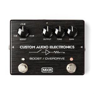 MXR MC402 CUSTOM AUDIO ELECBOOST/OVER