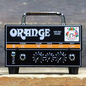 ORANGE MD20 MICRO DARK VALVE PREAMP FX LOOP 20-WATT W/BOX