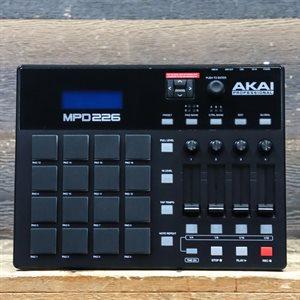 AKAI PROFESSIONAL MPD226 MINI PAD CONTROLLER 16 MPC PLAYABLE MIDI PAD CONTROLLER AVEC BOITE #A32004169520779