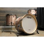 LUDWIG CLASSIC MAPLE SERIES 3-PIECE CHAMPAGNE SPARKLE (2014BD, 1208T, 1414FT)