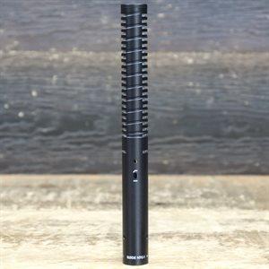 RODE MICROPHONES NTG1 SUPER-CARDIOID CONDENSER SHOTGUN MICROPHONE W/BOX