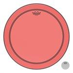 REMO P3 COLORTONE RED BASS 18 P3-1318-CT-RD