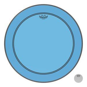 REMO P3 COLORTONE BLUE BASS 22 P3-1322-CT-BU