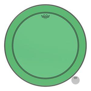 REMO P3 COLORTONE GREEN BASS 24 P3-1324-CT-GN