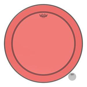 REMO P3 COLORTONE RED BASS 24 P3-1324-CT-RD