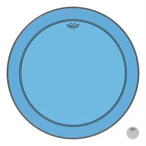 REMO P3 COLORTONE BLUE BASS 26 P3-1326-CT-BU