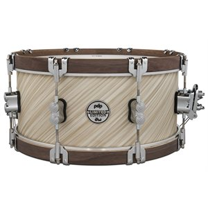 PACIFIC DRUMS PDLT6514SSTI CLASSIC LIMITED 6.5X14 TWISTED IVORY