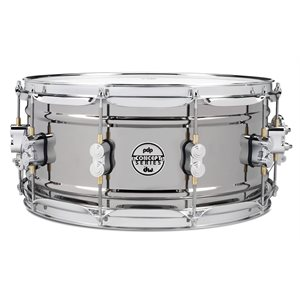 PACIFIC DRUMS PDSN6514BNCR CONCEPT 6.5X14 BN OVER STEEL CR HW