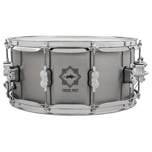 PACIFIC DRUMS PDSN6514CSST CONCEPT 6.5X14 3MM STEEL