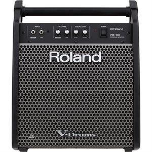 ROLAND PM-100 V-DRUMS MONITEUR PERSONNEL 80 WATTS