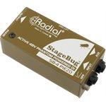 RADIAL ENGINEERING STAGEBUG SB-4 COMPACT ACTIVE PIEZO DI R800 0140 00