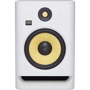 KRK ROKIT RP8 G4 (GENERATION 4) WHITE NOISE EDITION