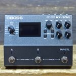 BOSS RV-500 REVERB 12-MODE STUDIO-LEVEL SOUND REVERB EFFECT PEDAL W/BOX #Z9H2206
