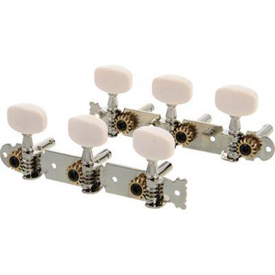 DIXON SKG 351 CLASSICAL MACHINE HEADS STEEL SHAFT 3L/3R