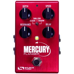 SOURCE AUDIO ONE SERIES MERCURY FLANGER