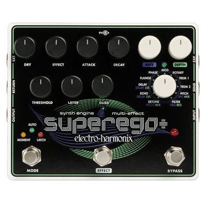 ELECTRO-HARMONIX SUPER EGO+