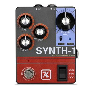KEELEY SYNTH-1 FUZZ