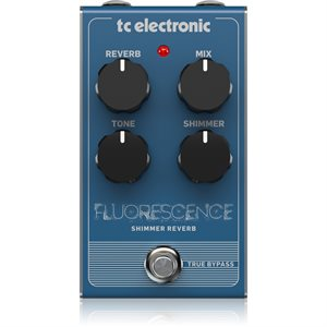 TC ELECTRONIC FLUORESCENCE SHIMMERING REVERB