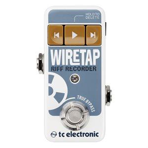 TC ELECTRONIC WIRETAP RECORDER