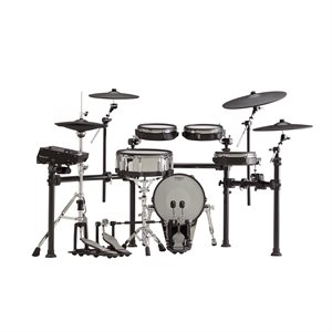 ROLAND TD-50K2 V-DRUMS ULTIMATE DRUMMING PERFORMANCE FOR SMALLER SPACES AVEC SUPPORT MDS-GND2