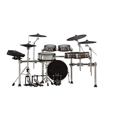 ROLAND TD-50KV2 V-DRUMS THE ULTIMATE ELECTRONIC DRUMS AVEC SUPPORT MDS-STG2