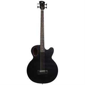 SPECTOR TIMBRE ACOUSTIC BASS BLACK W/BAG