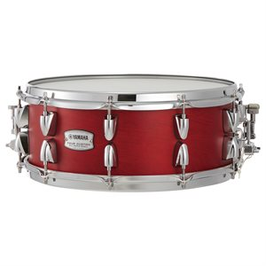 YAMAHA TOUR CUSTOM 14X5.5 CANDY APPLE SATIN TMS1455-CAS