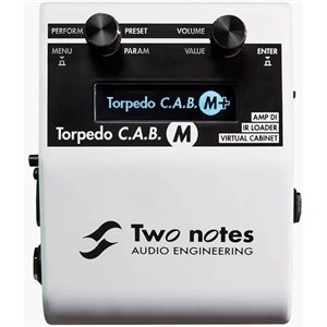TWO NOTES TORPEDO C.A.B.M+
