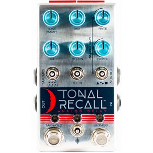 CHASE BLISS AUDIO TONAL RECALL BLUE KNOB