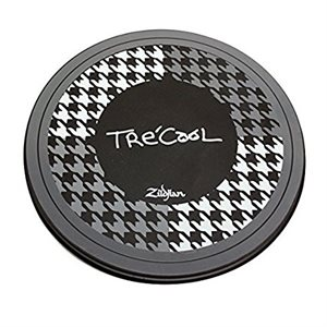 ZILDJIAN TREDP1 TRE COOL (GREEN DAY) SIGNATURE 6-INCH RACTICE PAD