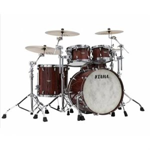 TAMA TW42RZS-CJC STAR WALNUT 4-PIECE CINNAMON JAPANESE CHESTNUT (2216BD, 1007T, 1208T, 1616FT)