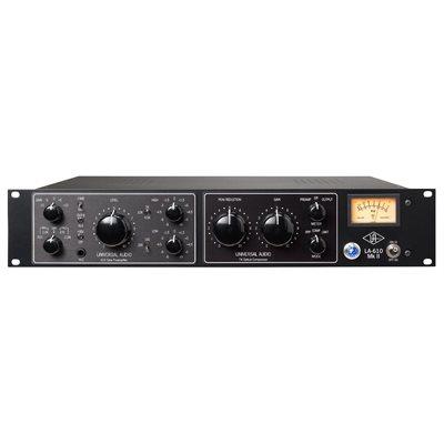 UNIVERSAL AUDIO LA-610 MKII TUBE AVEC OPTICAL T4 COMPRESSOR