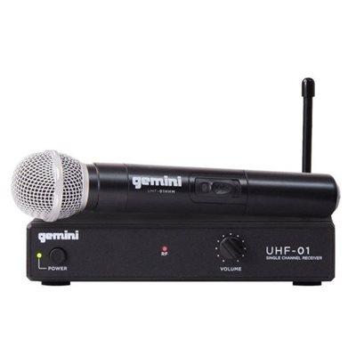 GEMINI UHF-01M-F2 HANDHELD - 521.5