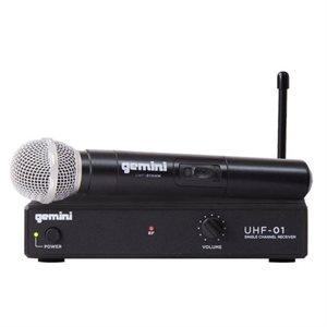 GEMINI UHF-01M-F4 HANDHELD - 537.2