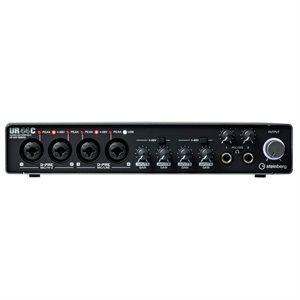 STEINBERG UR44C 6x4 USB 3.0 AUDIO INTERFACE UR-C SERIES