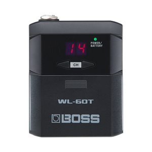 BOSS WL-60T GUITAR WIRELESS TRANSMITTER