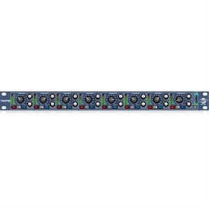 MIDAS XL48 PREAMP POUR MICROPHONE 8 CHANNELS DIGI-LOG 96KHZ