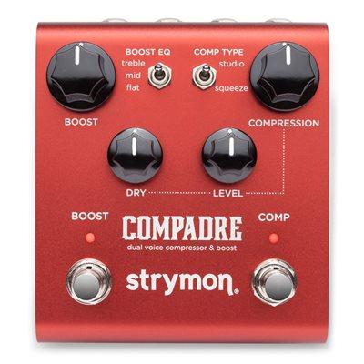 STRYMON COMPADRE DUAL VOICE COMPRESSOR AND BOOST