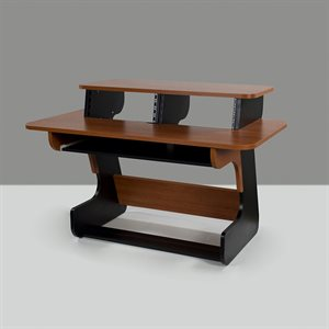 ZAOR MIZA 61 STUDIO DESK BLACK CHERRY