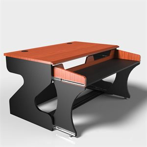 ZAOR MIZA M STUDIO DESK BLACK CHERRY
