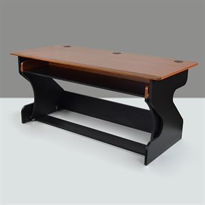 ZAOR MIZA Z STUDIO DESK BLACK CHERRY