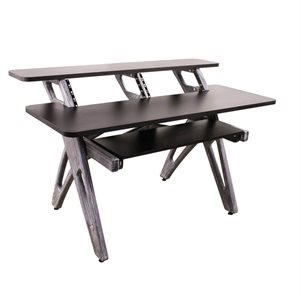 ZAOR YESK 8 WORKSTATION JUNGLE GREY