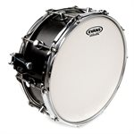 EVANS SNARE BATTER DOUBLE PLY WHITE 14 B14HD
